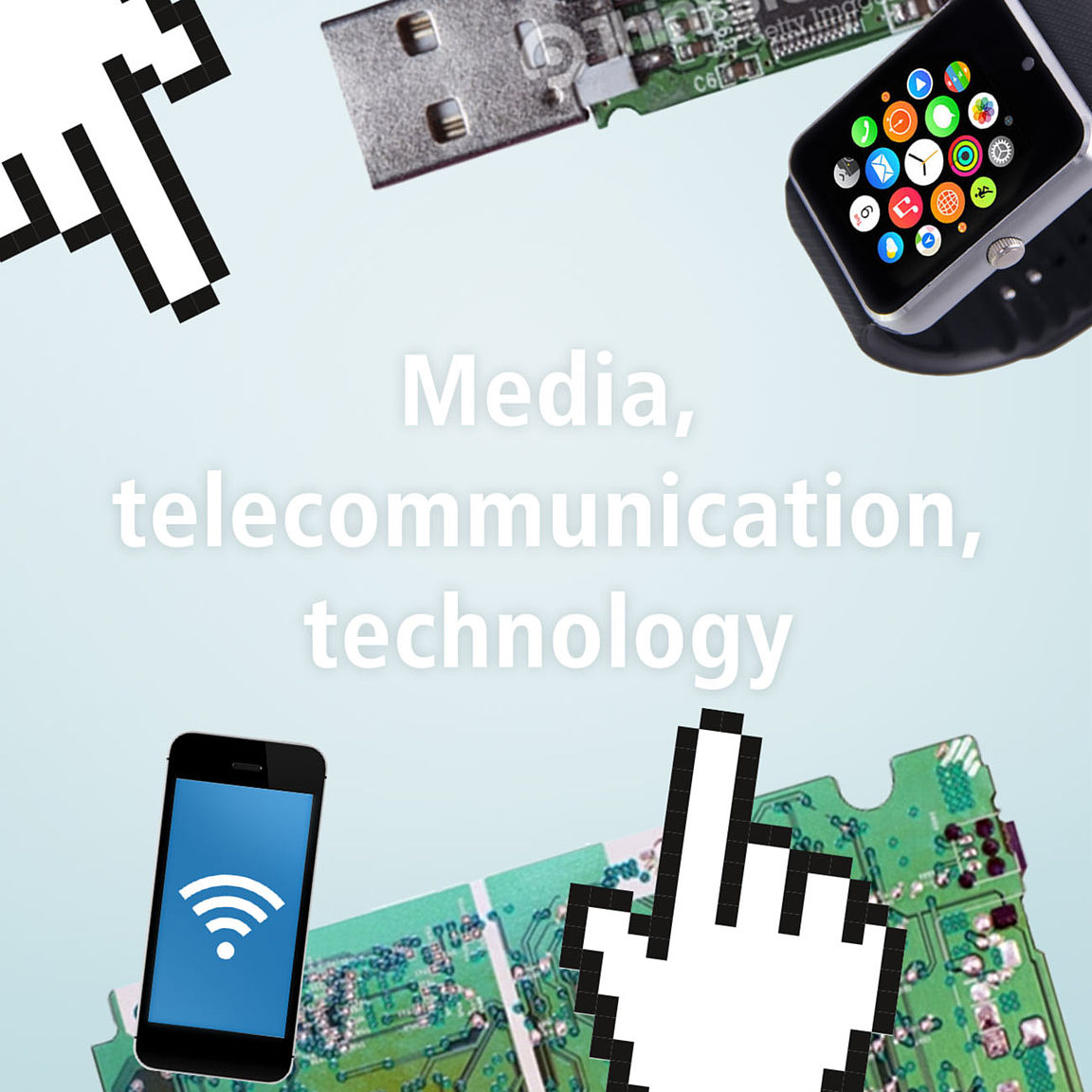 Media, telecommunication, technology