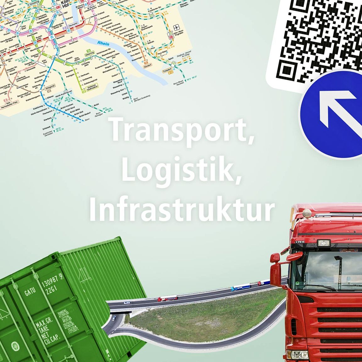 Transport, Logistik, Infrastruktur